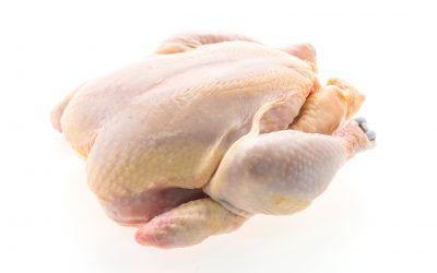6% of chickens on sale have Campylobacter on the packaging